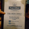 The excellent Beer Bible that lists all the bottled beers they do from all <br /> <br /> over the world