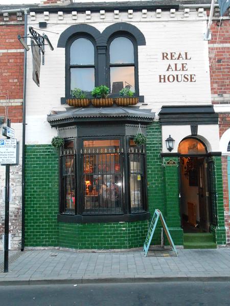 Outside of Slaters Pick <br /> <br /> On Baker Street just across from Sherlocks Micro