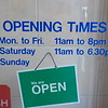 Chippy opening times <br /> <br /> New to Smugmug?? <br /> <br /> To read the print clearly / make the picture bigger: <br /> <br /> Best way to read it if you new to Smugmug<br /> <br /> Put your mouse pointer over the centre of pic and <br /> <br /> Double click which blows it up. <br /> <br /> Then in the Bottom RIGHT-hand corner <br /> <br /> There is a RESIZE BUTTON so select size you want. <br /> <br /> To cancel and come back just click the big X in top right hand