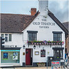 Old Thatch Tavern, Stratford upon Avon.
