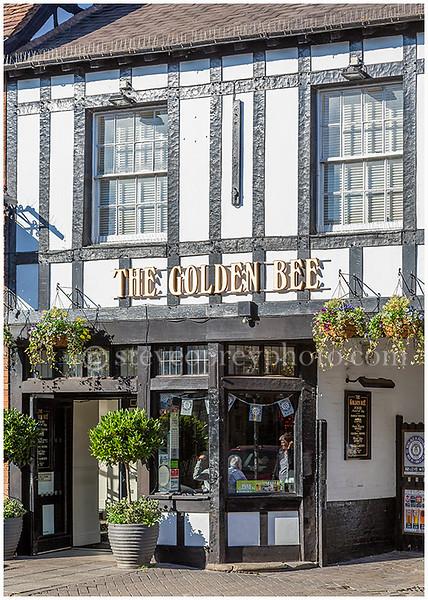 The Golden Bee, Stratford upon Avon.