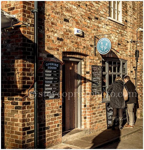 Bluebird Bakery - York.