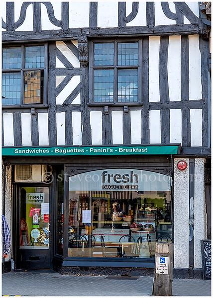 Fresh Baguette Bar, Stratford upon Avon