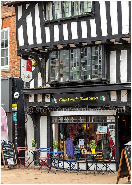 Caffe Vineria, Stratford upon Avon.
