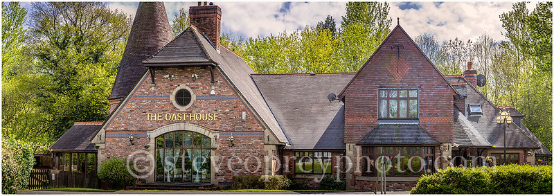 The Oast House, Redditch.