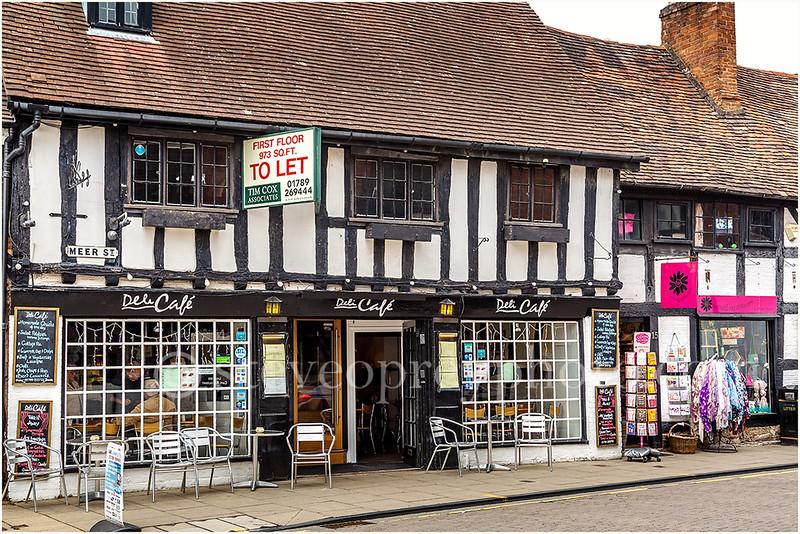 Deli Cafe, Stratford upon Avon.