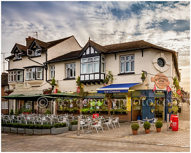 Barnaby's Fish Restaurant, Stratford upon Avon.
