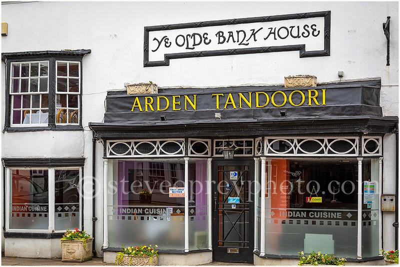 Arden Tandoori, Henley In Arden