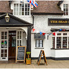 The Bear Hotel, Alcester.