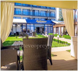 Palace Hotel, Burgas, Bulgaria