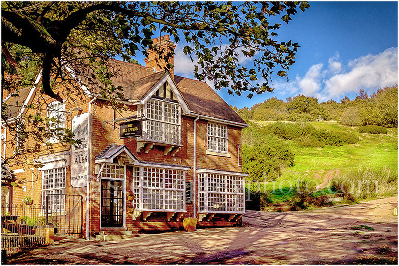 The Hill Tavern, Clent.