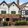 White Swan Hotel, Stratford upon Avon.