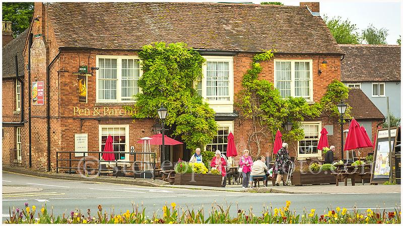 Pen & Parchment, Stratford upon Avon.
