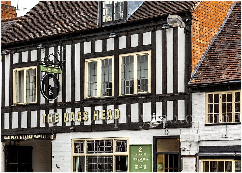 The Nags Head, Henley In Arden.