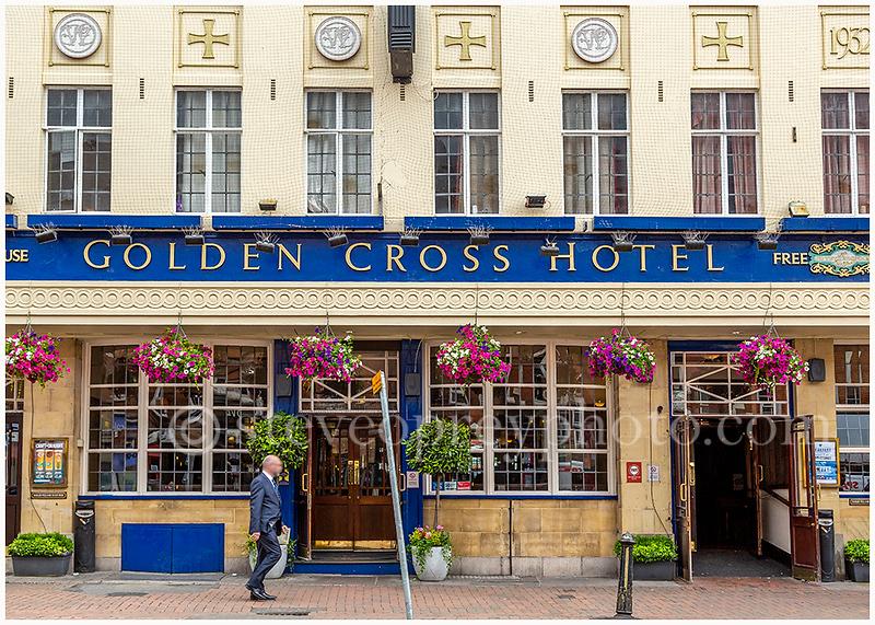 Golden Cross Hotel, Bromsgrove.
