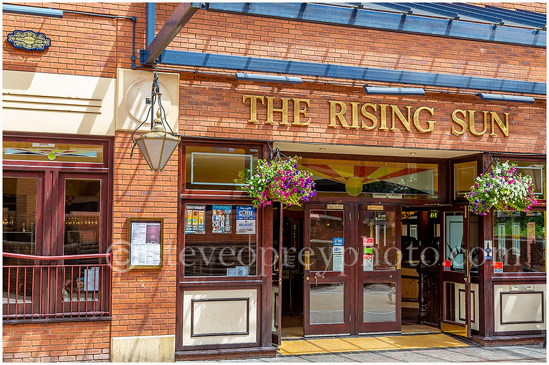 The Rising Sun, Redditch.