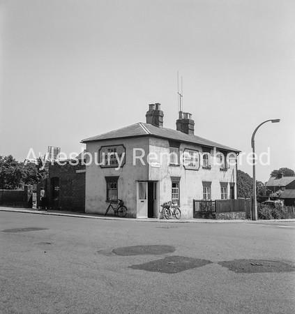 Borough Arms, Bierton Road, Aug 1st 1959