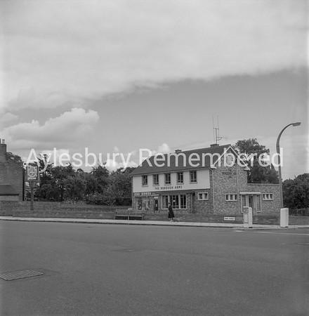 Borough Arms, Bierton Road, 1963