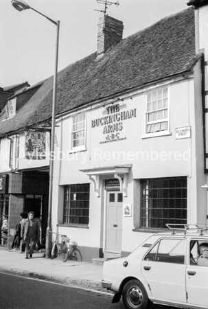 Buckingham Arms, May 1984
