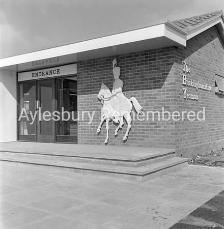 Buckinghamshire Yeoman, Jansel Square July 30th 1969