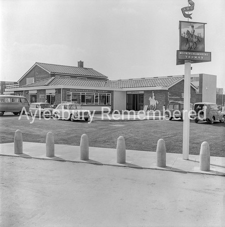 Buckinghamshire Yeoman, Jansel Square, July 30th 1969