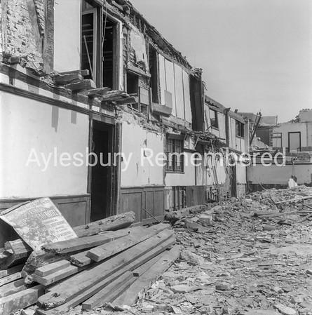 Bulls Head demolition, June 11th 1969