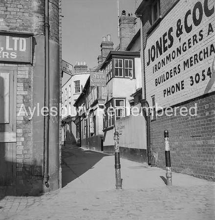 Dark Lantern, Silver Street, 1963