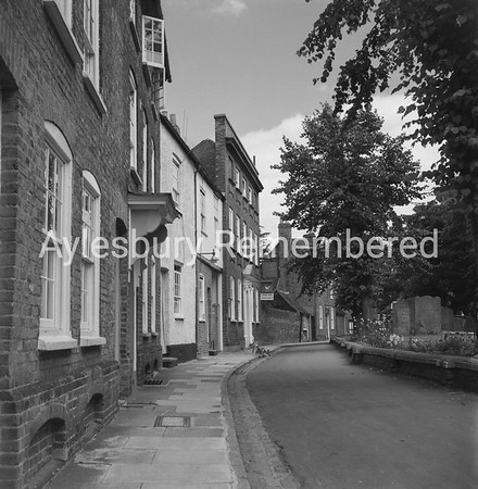 Derby Arms, St Mary's Square, early 1960s