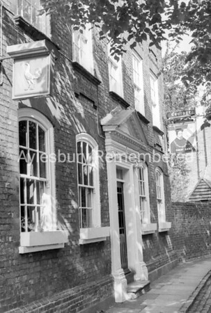 Derby Arms, May 1984