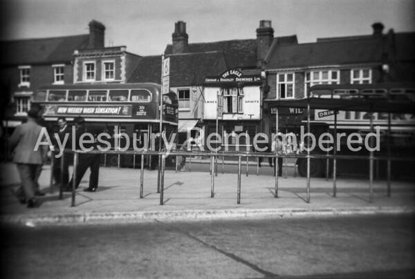 Eagle, Kingsbury, c1955