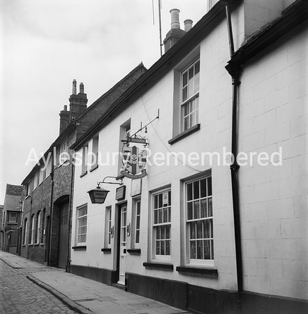 Foresters Arms, Pebble Lane, 1963