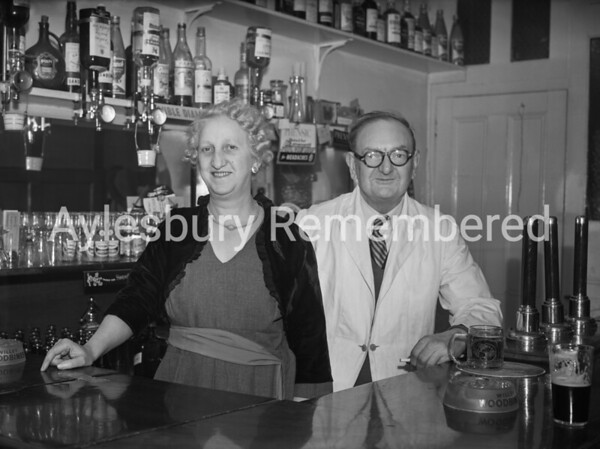 Licensees of The George, Dec 1956