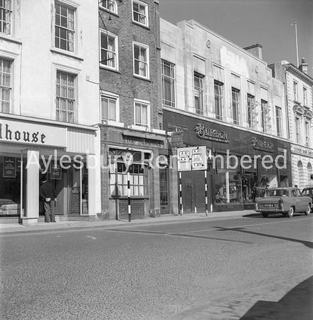 George, Market Square, 1963