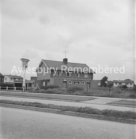 Greyhound, Churchill Avenue, 1963