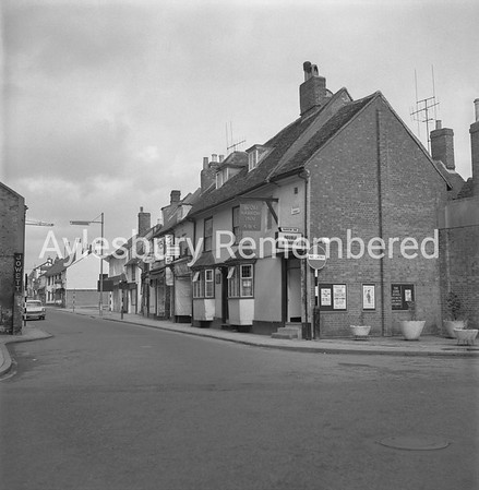 Harrow, Buckingham Street, 1963