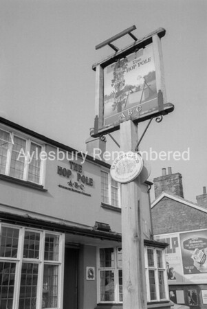 Hop Pole, May 1984
