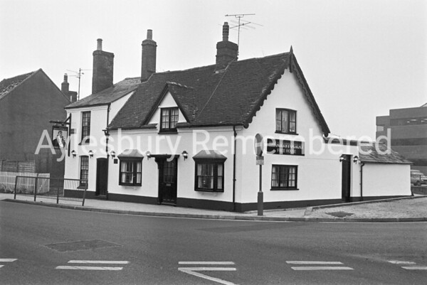 Aristocrat, Wendover Road, Dec 1980
