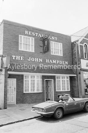 The John Hampden, High Street, Apr 26 1973