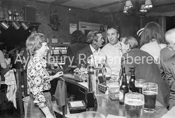 Nag's Head, Cambridge Street, Aug 22 1974