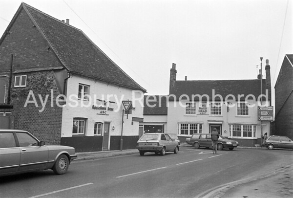 Oddfellows Arms and Nags Head, Jan 1986