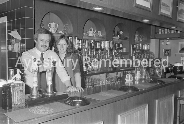Mr & Mrs Beer, licensees of New Zealand, June 1983