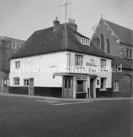 Oddfellows Arms, Cambridge Street, 1963