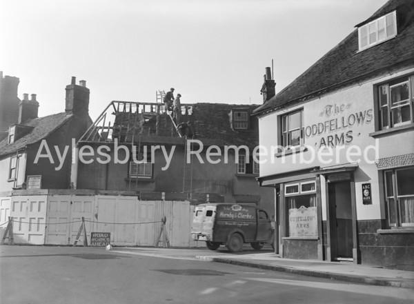 Cambridge Street, Feb 22nd 1952