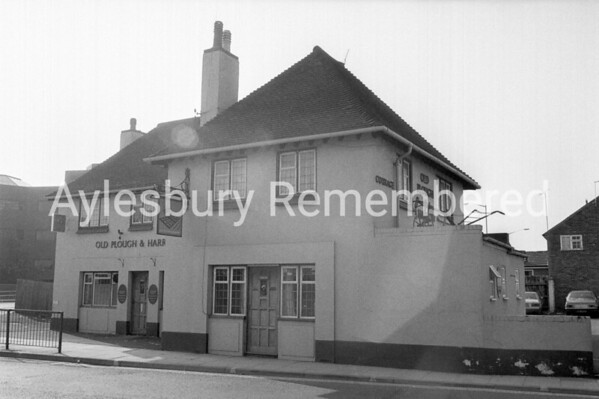 Old Plough & Harrow, May 1984
