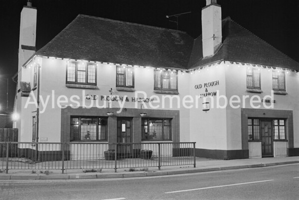 Old Plough & Harrow, Oct 1979