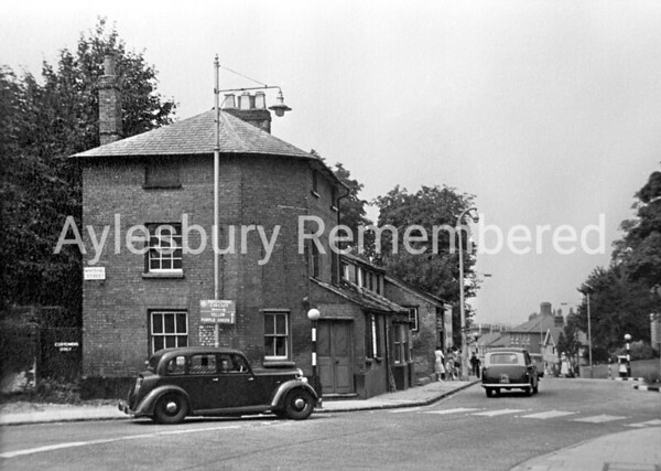 Plough, Bicester Road, 1959