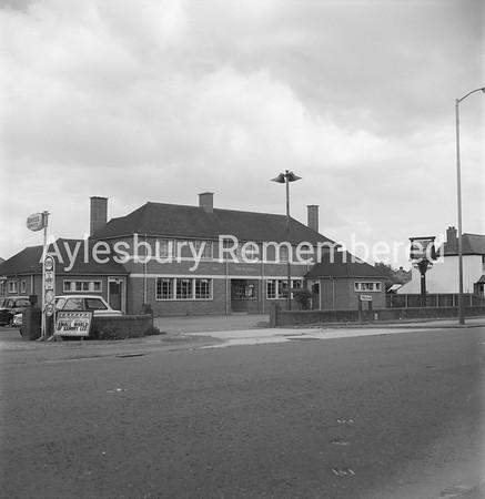 Plough, Tring Road, 1963