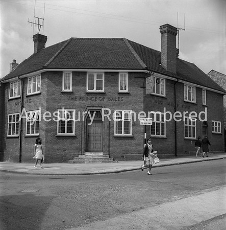 Prince of Wales, Station Street, 1963