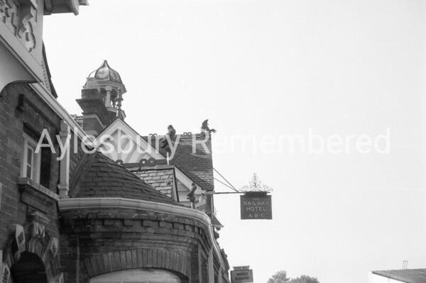 Railway Hotel, 1963