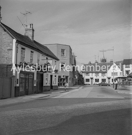 Red Lion and Rockwood, Kingsbury, 1963